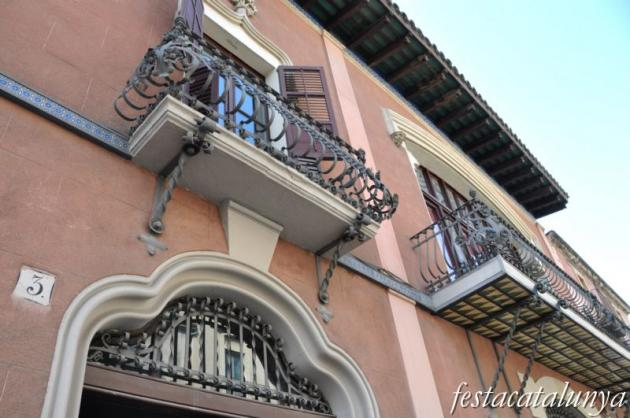 Vilafranca del Penedès - Consell Comarcal de l'Alt Penedès o Casa de la Font Rodona