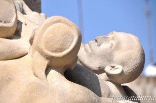 Vilafranca del Penedès - Monument als Castellers