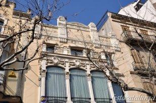 Vilafranca del Penedès - Ruta Modernista - Casa Cañas i Mané
