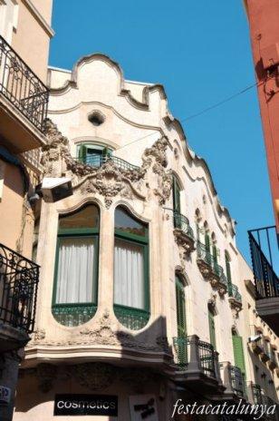 Vilafranca del Penedès - Ruta Modernista - Casa Jané Alegret o Casa Guardiet