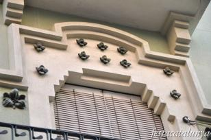 Vilafranca del Penedès - Ruta Modernista - Casa Nogués
