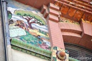 Vilafranca del Penedès - Ruta Modernista - Casa Percero