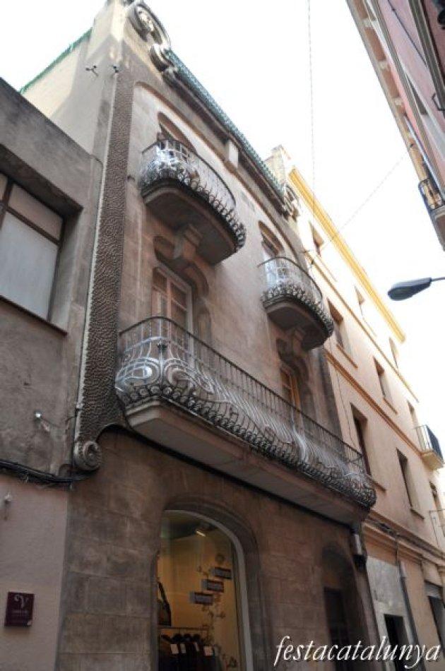 Vilafranca del Penedès - Ruta Modernista - Casa Ramona Quer