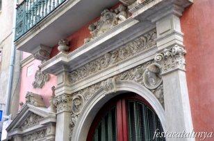 Vilafranca del Penedès - Casa Carrer dels Ferrers