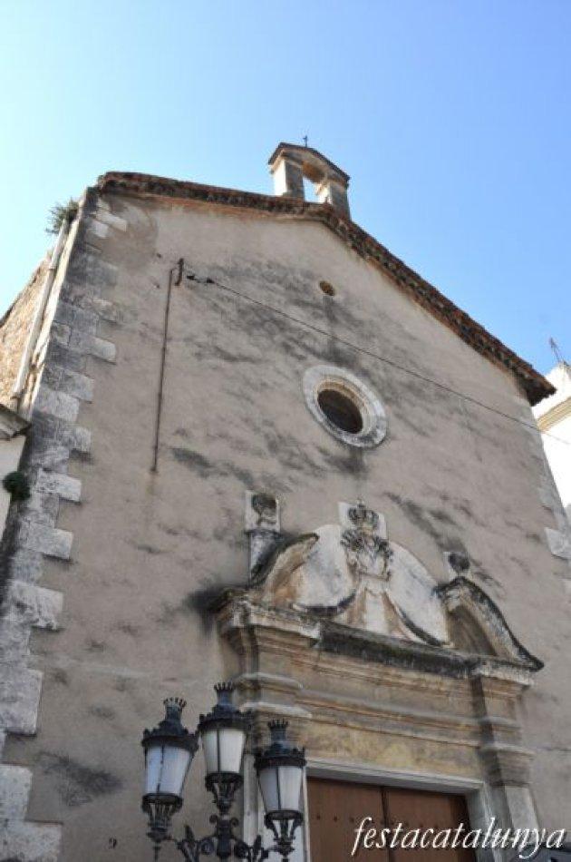 Vilafranca del Penedès - Església Mare de Déu dels Dolors