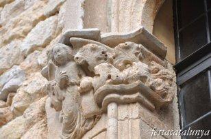 Sant Martí Sarroca - Església parroquial de Santa Maria
