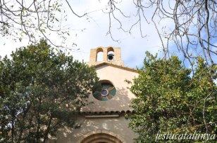 Sant Martí Sarroca - Església de la Mare de Déu de Montserrat