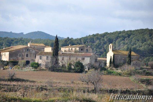 Sant Martí Sarroca - Sant Pere ad Vincula