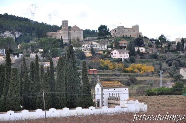 Sant Martí Sarroca - Sant Crist del Fossar