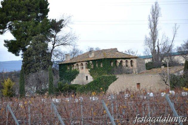Sant Martí Sarroca - Mas Rabell de Fontenac