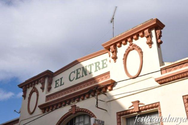 Sant Martí Sarroca - El Centre