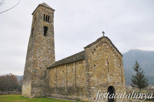 Coll de Nargó - Església romànica de Sant Climent