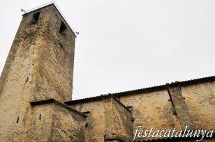 Coll de Nargó - Església parroquial de Sant Climent