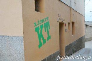 Coll de Nargó - Museu Límit K-T