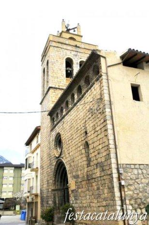 Organyà - Col·legiata de Santa Maria