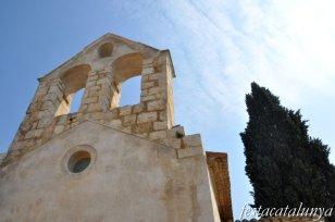 Cabanyes, Les - Església romànica de Sant Valentí