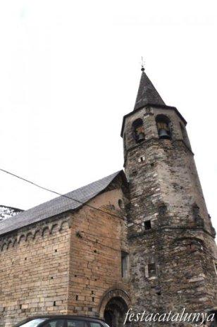 Bagergue (Naut Aran) - Glèisa de Sant Feliu