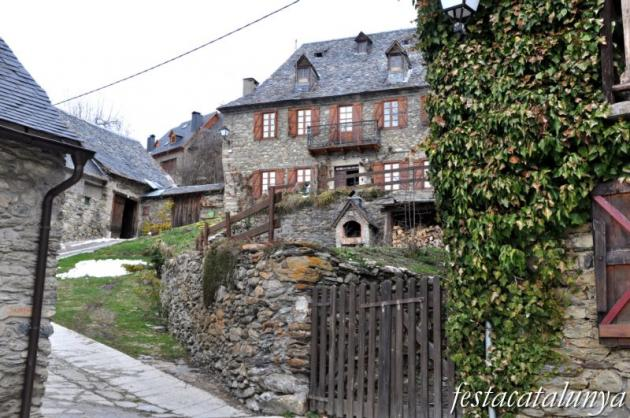Bagergue (Naut Aran) - Pòble de Bagergue