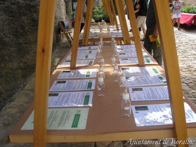 Forallac - Fira de les Herbes de Peratallada (Foto: Ajuntament de Forallac)