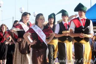 Òdena - Festa Major Sant Pere Màrtir (Ball de Crespelles)