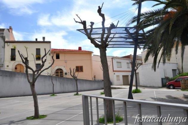 Sant Pau d'Ordal (Subirats) - Nucli antic
