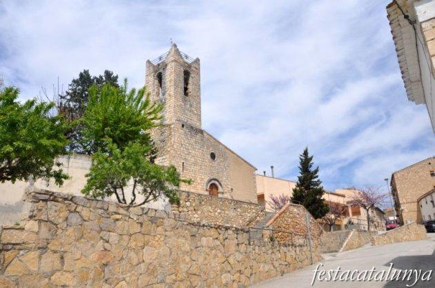 Sant Pau d'Ordal (Subirats) - Església parroquial de Sant Pau