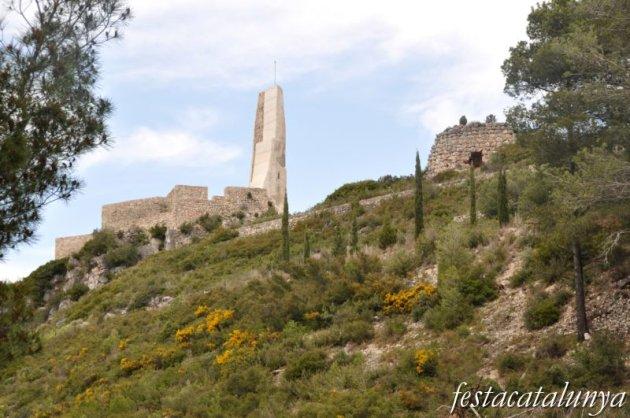 Subirats - Castell de Subirats