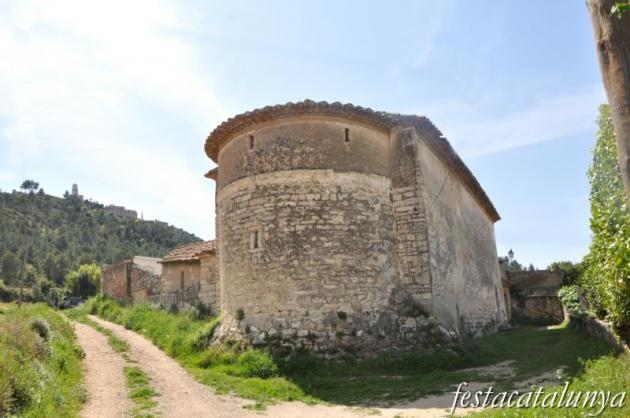 Torre Ramona (Subirats) - Església de Sant Joan Sesrovires