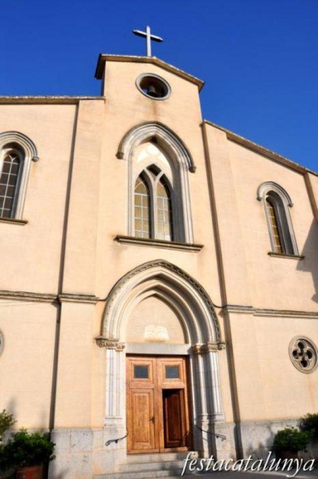 Ordal (Subirats) - Església de Sant Esteve