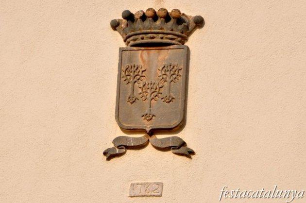 Ordal (Subirats) - Capella de Sant Sebastià