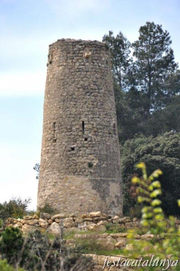 Subirats - Torre de can Llopard
