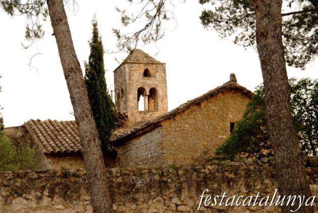 Sant Sadurní d'Anoia - Església romànica de sant Benet d'Espiells