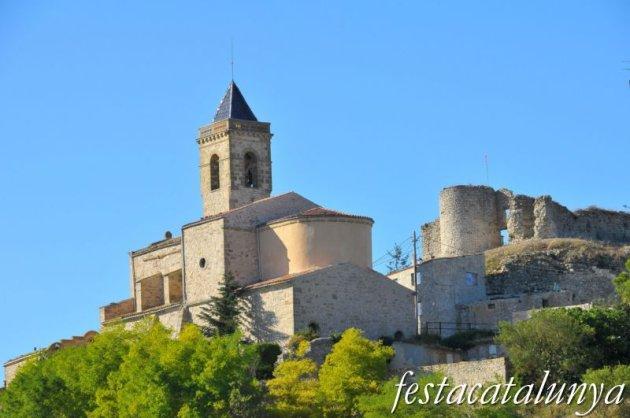 Santa Coloma de Queralt - Església de Santa Maria d'Aguiló