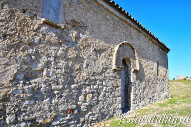 Santa Coloma de Queralt - Església de Sant Vicenç d'Aguiló