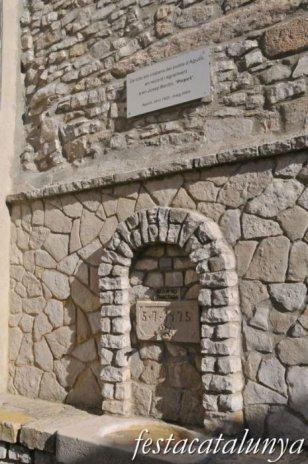 Santa Coloma de Queralt - Nucli antic d'Aguiló