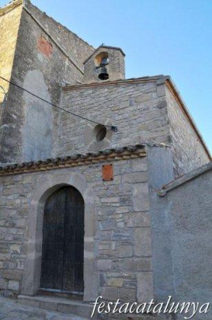 Santa Coloma de Queralt - Església de Sant Joan Baptista de la Pobla de Carivenys