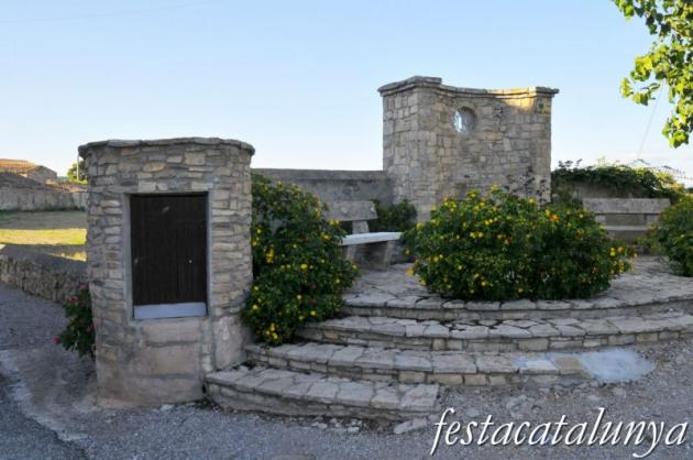 Santa Coloma de Queralt - Nucli antic de la Pobla de Carivenys