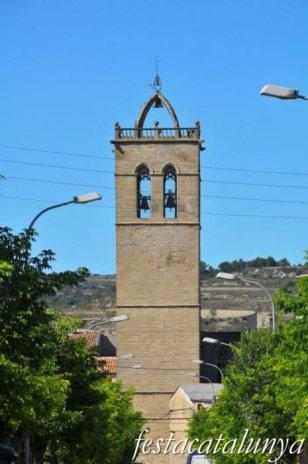 Santa Coloma de Queralt - Església parroquial de Santa Maria