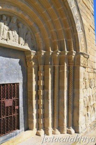 Santa Coloma de Queralt - Església de Santa Maria de Bell-lloc