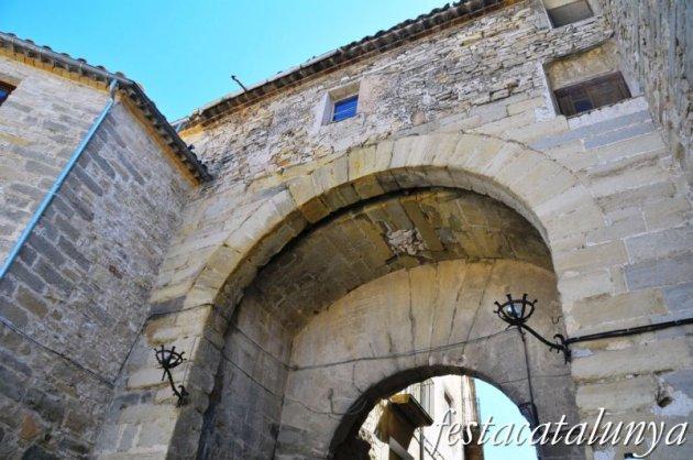 Santa Coloma de Queralt - Portal de Sanou