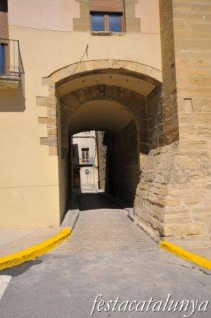 Santa Coloma de Queralt - Portal del Vicari o de Santa Maria