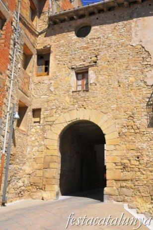 Santa Coloma de Queralt - Portal d'en Martí