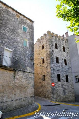 Santa Coloma de Queralt - Portal d'en Roca