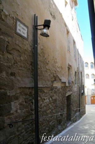 Santa Coloma de Queralt - Nucli antic (Call Jueu)