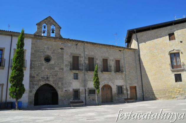 Santa Coloma de Queralt - Església de l'Hospital de Santa Magdalena