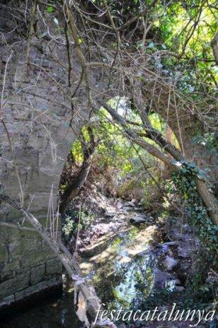 Santa Coloma de Queralt - Molins del riu Gaià (Molí Nou)