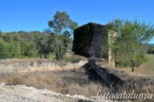 Santa Coloma de Queralt - Molins del riu Gaià (Molí de la Torre)