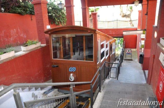 Gelida - Funicular