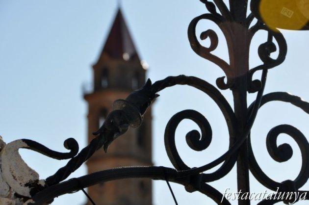 Gelida - Església parroquial de Sant Pere