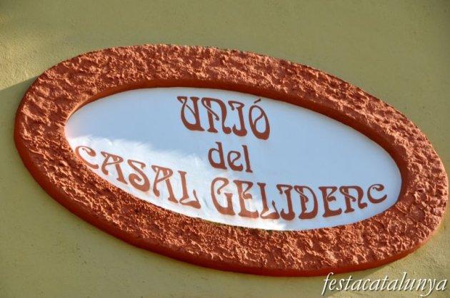 Gelida - Unió del Casal Gelidense